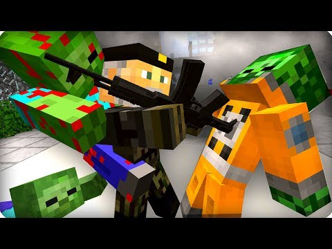 Зомби съели моего друга [ЧАСТЬ 39] Зомби апокалипсис в майнкрафт! - (Minecraft - Сериал)