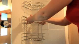 видео Этажерка для ванной комнаты