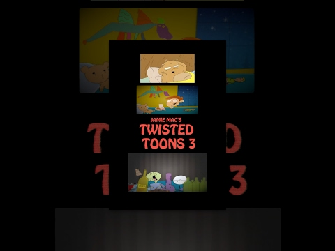 Twisted Toons vol. 3   Short Horror