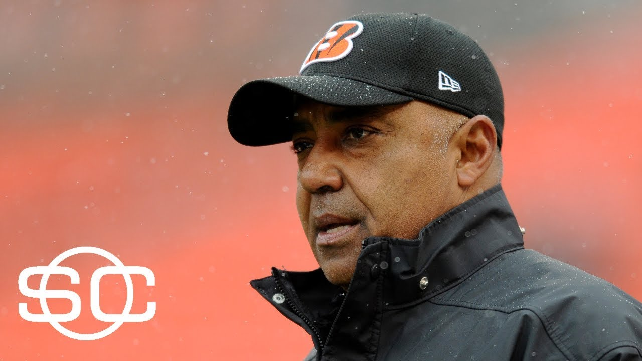 Bengals coach Marvin Lewis on leave to deal with leg issue