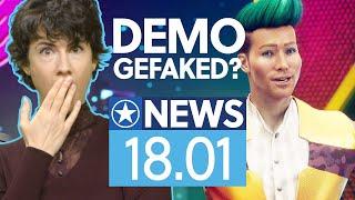 War die Cyberpunk-Demo nur ein Fake? Entwickler antwortet auf Vorwürfe - News