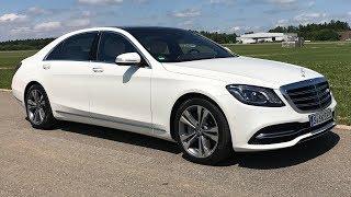 Mercedes S-Klasse Facelift S 560 im Test | Fahrbericht 2017