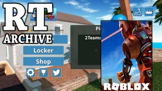RTGame Archive:  ROBLOX