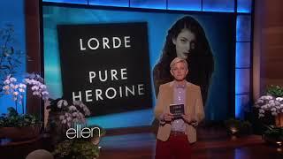 Lords - Royals 'live Ellen Show'