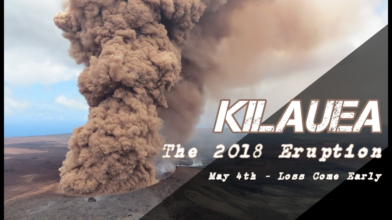 Download Drones On - May 4th, 2018 Kilauea Eruption - Day 2 - Loss Comes Early