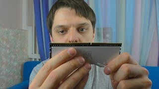Розпакування DDR4-4000, E5 2680v2