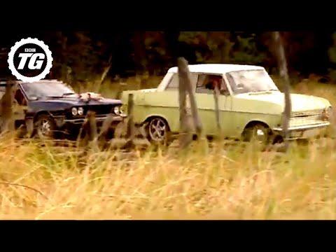 Botswana Adventure Part 2 - Top Gear - BBC
