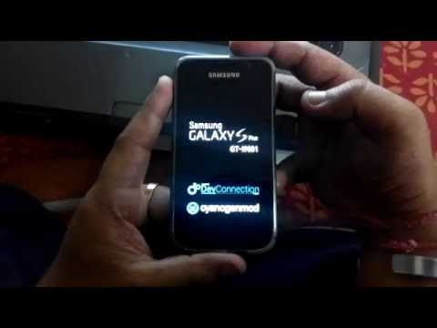 Upgrading Samsung Galaxy S plus from Kitkat(4.4) to Lollipop (Android 5.0) part 1