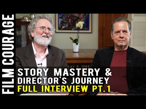 Story Mastery & The Director's Journey - Full Interview with Michael Hauge & Mark W. Travis PART 1