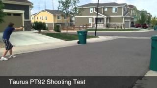 Taurus PT92 Airsoft Spring Pistol Review