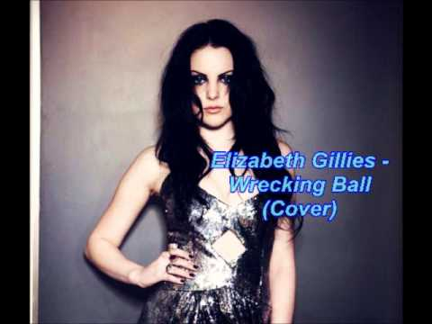 Клип Elizabeth Gillies - Wrecking Ball