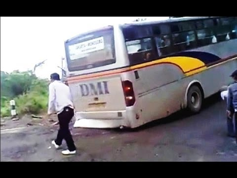 Off Road Bus Compilation