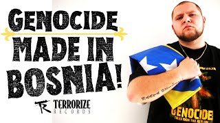 Genocide - Made in Bosnia [Classified Intelligence LP]