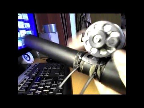 Катушка для подводного ружья своими руками