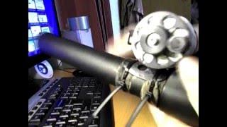 самодельная катушка для подводной охоты на АТАКА про