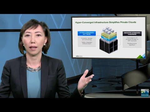 VMware Hyper-Converged Software and Virtual SAN (VSAN)