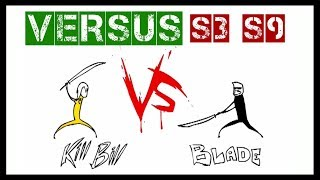 VERSUS | Kill Bill vs blade