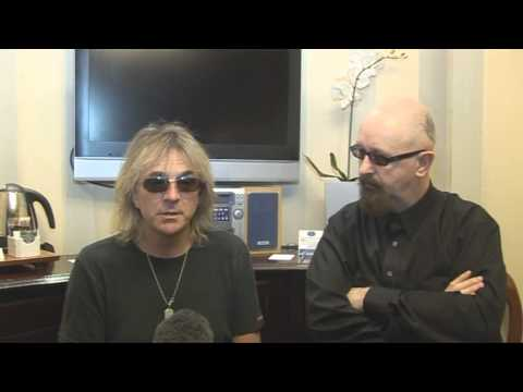 From the rock video vault - interview with Judas Priest