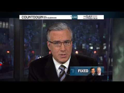 Rush Limbaugh says Bush Cried about Iraq War Keith Olbermann