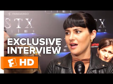 Would Shailene Woodley Survive Lost at Sea? - Adrift Interview | All Access