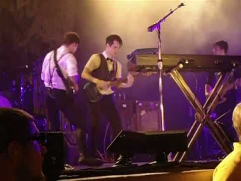 Panic! At The Disco - Careless Whisper Cover Pittsburgh Stage AE 6/3/11