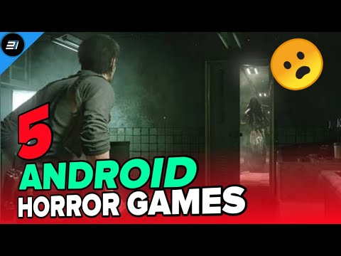 Top 5 Best Offline Horror Games For Android 2020 | Sam Tech Tamil