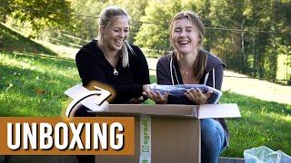 Witziges UNBOXING 🍂 Herbst Lookbook PK & Covalliero | Pilsali