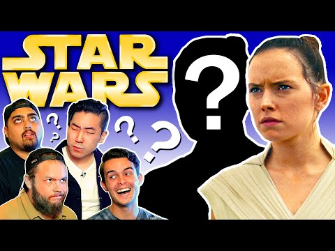 Guess That STAR WARS Movie Using Audio Only!