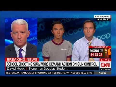 Anderson Cooper 360 David Hogg CNN 2018 02 20
