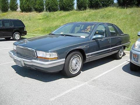 1995 Buick Roadmaster Start Up Engine and In Depth Tour  YouTube
