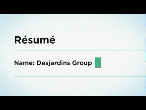 Desjardins career opportunities