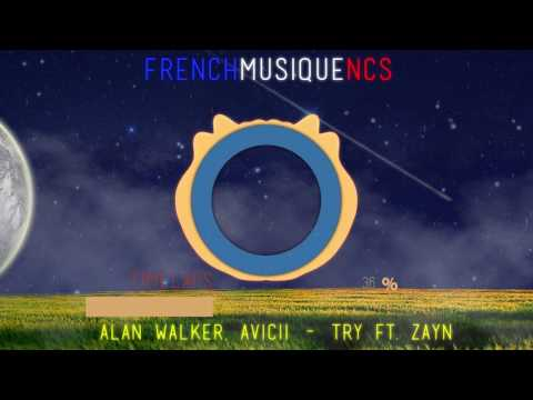 Alan Walker Ft Avicii & ZAYN - Try (NEW SONG 2017)