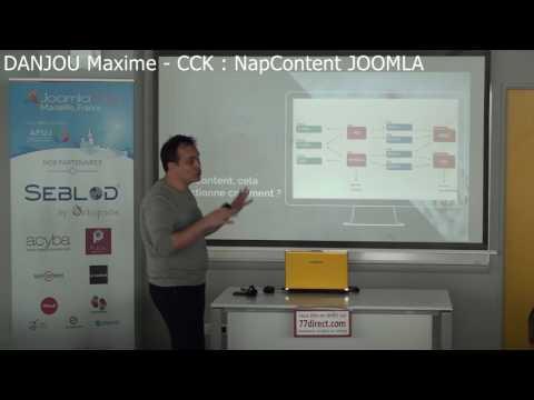DANJOU Maxime - CCK : NapContent, une nouvelle alternative aux solutions existantes.