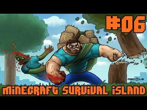 Minecraft Survival Island - EP06 (Srpski Gameplay)