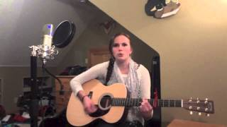 Safe and Sound by Taylor Swift ft. the Civil Wars (Vocal/Guitar Cover by Lauren Arndt)