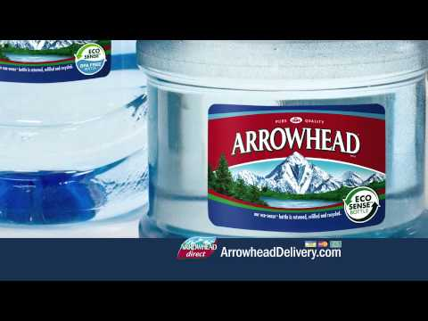 Arrowhead Direct™ Beverage Delivery Television Commercial