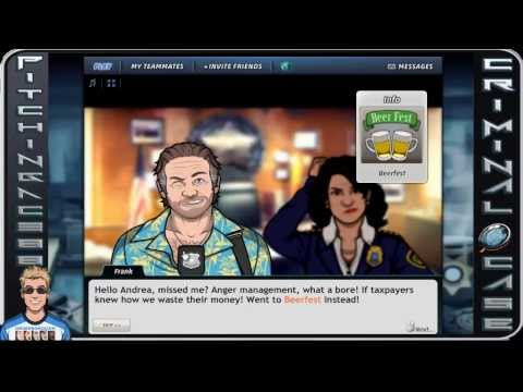 Criminal Case Pacific Bay - Case #2 - Death on Wheels - Chapter 1
