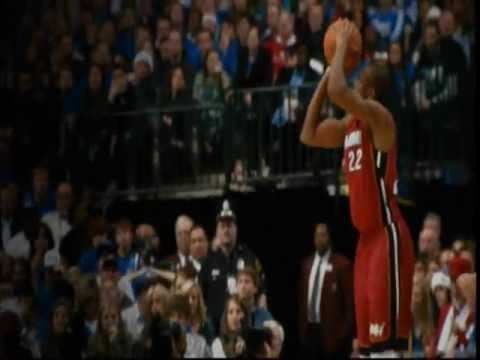 February 25, 2012 - TNT - All-Star Three Point Contest - Miami Heat