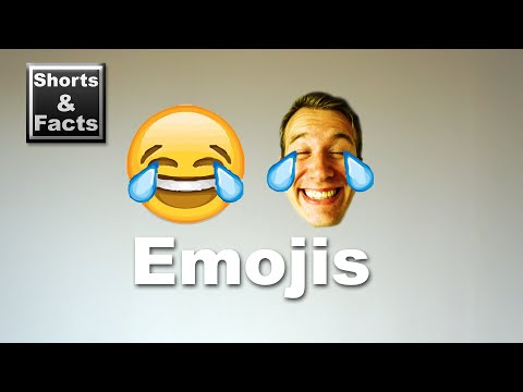 Emojis, the story behind the symbols we use every day - Shorts & Facts #6