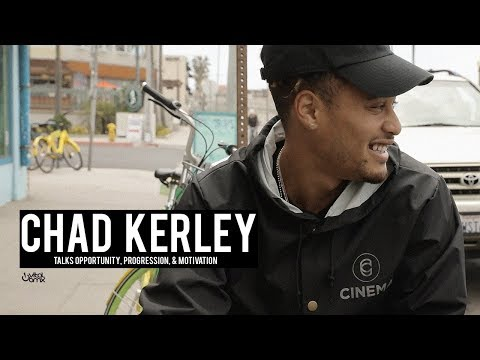 Chad Kerley talks Opportunity, Progression, and Motivation