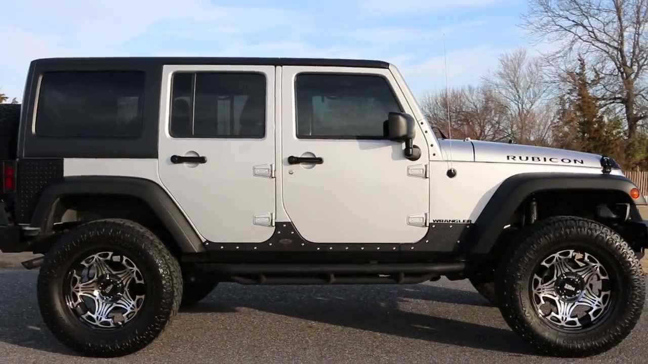 2011 Jeep Wrangler Rubicon Unlimited For Sale~Lifted ...