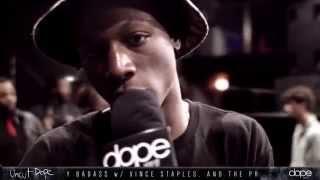 Uncut Dope Season 2 Ep. 2 - Joey Bada$$