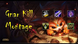 League Of Legends - GNAR Kill Montage