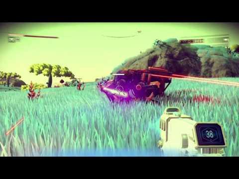 No Man's Sky | Launch trailer | PS4