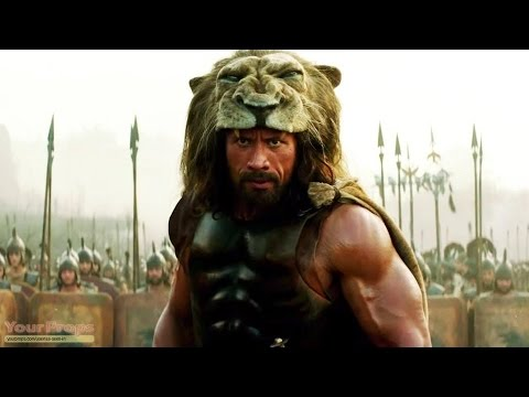 Hercules Vs Traps Full Fight Scene HD - Dwayne Johnson thumbnail