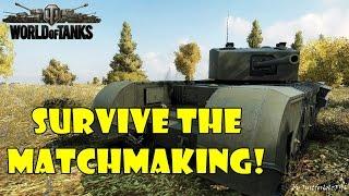 World of Tanks (Reupload) #06 - Glück im Matchmaking