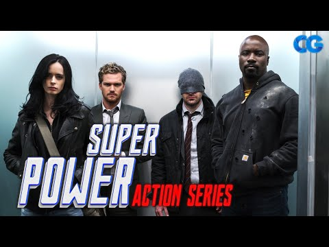 Best Series Tv Shows  (Super Power, Powerful) HD Trailers
