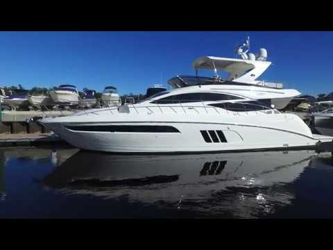 2018 Sea Ray 590 Fly Boat For Sale at MarineMax Ft. Myers