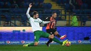 Shakhtar 1-2 Oleksandriia. Highlights (17/11/2017)