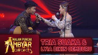 Download lagu Mesra Banget! Tri Suaka dan Lyia Bikin Danang Cemburu - Ambyar Awards 2020 (28/8)